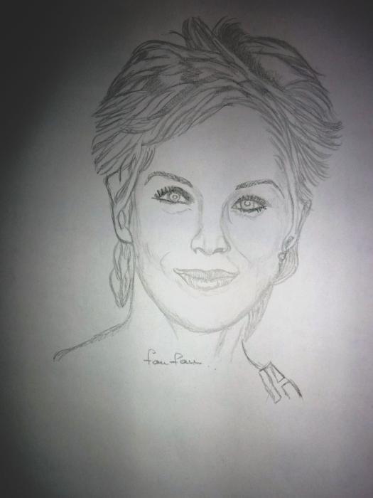 Sharon Stone par fanfan